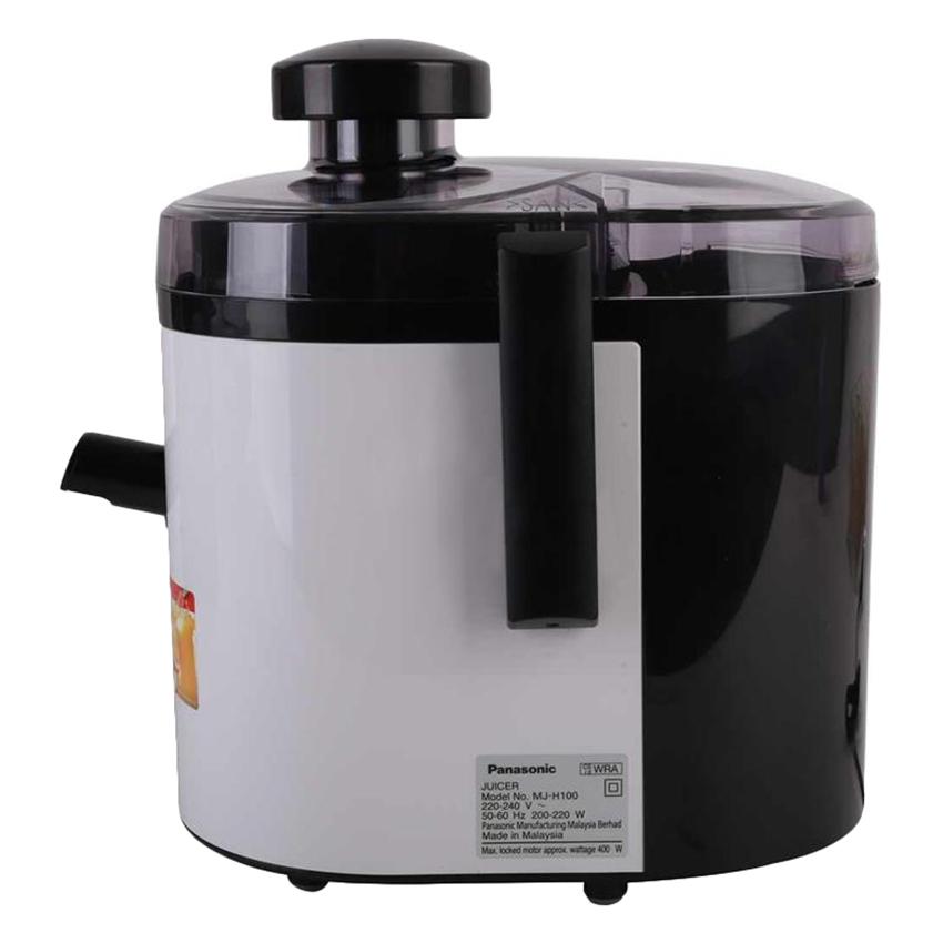 Đánh giá Máy Ép Trái Cây Panasonic MJ-H100WRA (1.7L)