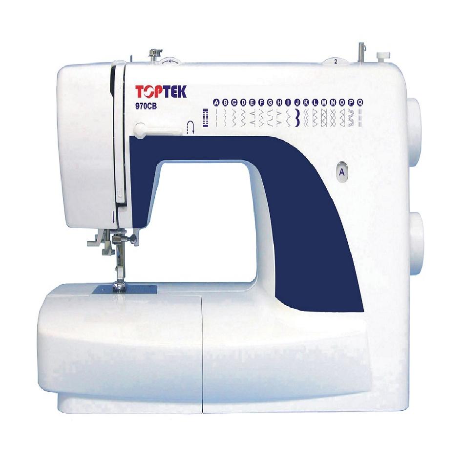 Đánh giá Máy May Gia Đình Toptek 970CB (70W)