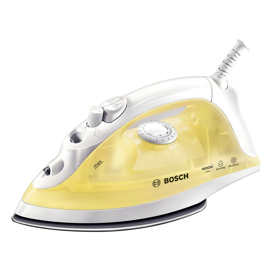 Đánh giá Bàn Là Hơi Nước Bosch TDA2325 (1800W)