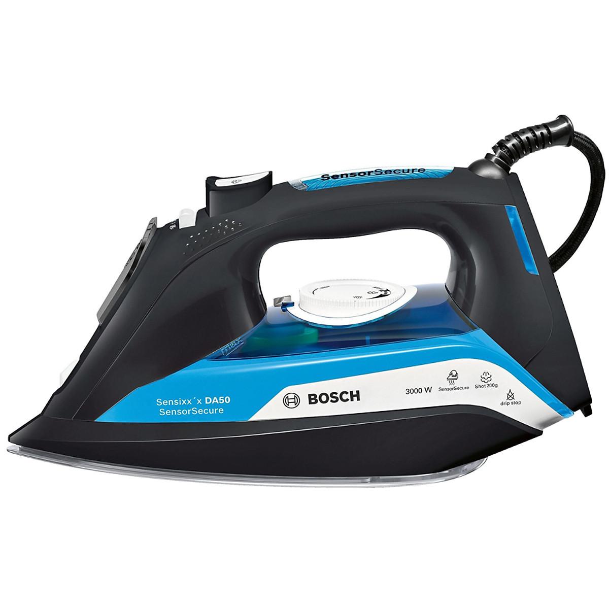 Đánh giá Bàn Ủi Hơi Nước Bosch TDA5080GB (3000W)