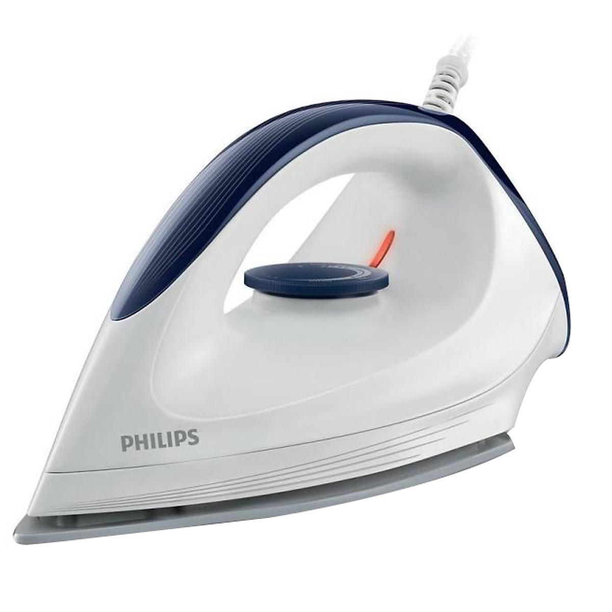 So Sánh Giá Bàn Ủi Khô Philips GC160 (1000W)
