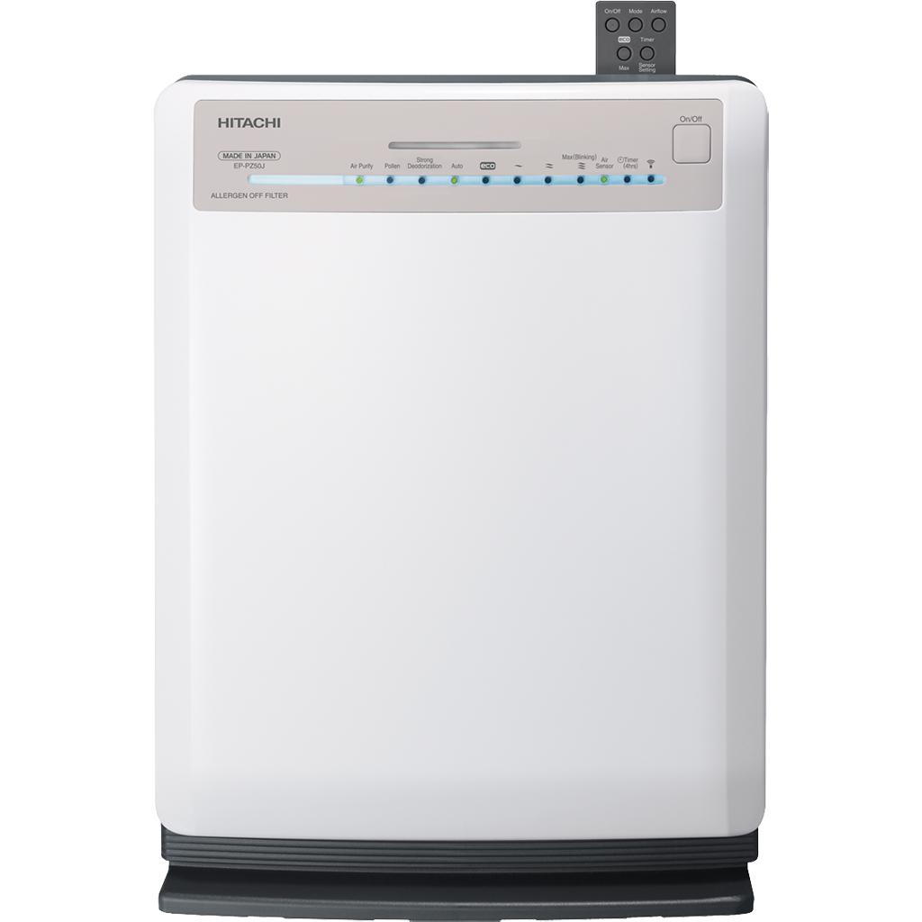 Đánh giá Máy Lọc Không Khí Hitachi Ep-PZ50J 240 (WH)