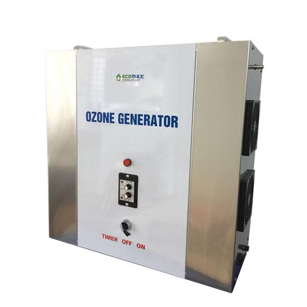 Đánh giá Máy Tạo Khí Ozone Xử Lý Nước Diệt Khuẩn Ecomax 7g/h ECO-7