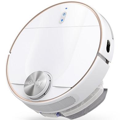 Đánh giá Robot Hút Bụi Eufy RoboVac L70 Hydrid - T2190