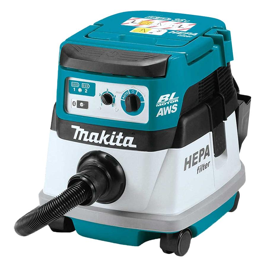 Đánh giá Máy Hút Bụi Dùng Pin Makita DVC863LZ