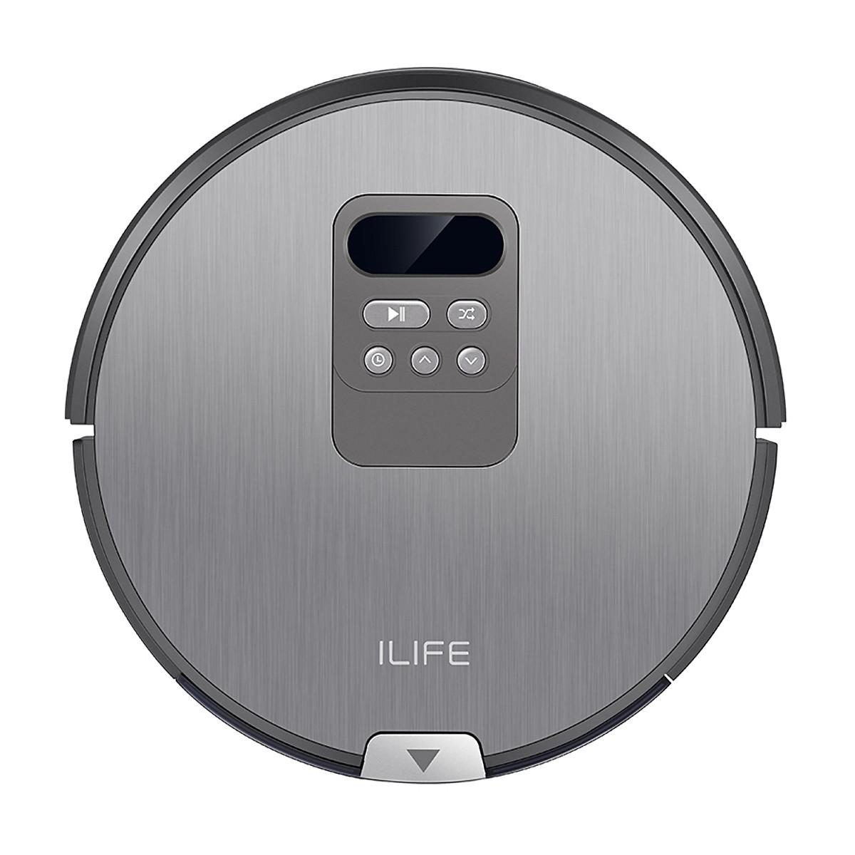 Đánh giá Robot Hút Bụi & Lau Nhà ILife V80