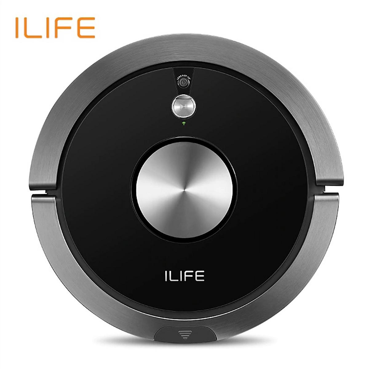 Đánh giá Robot Hút Bụi & Lau Nhà ILife A9S