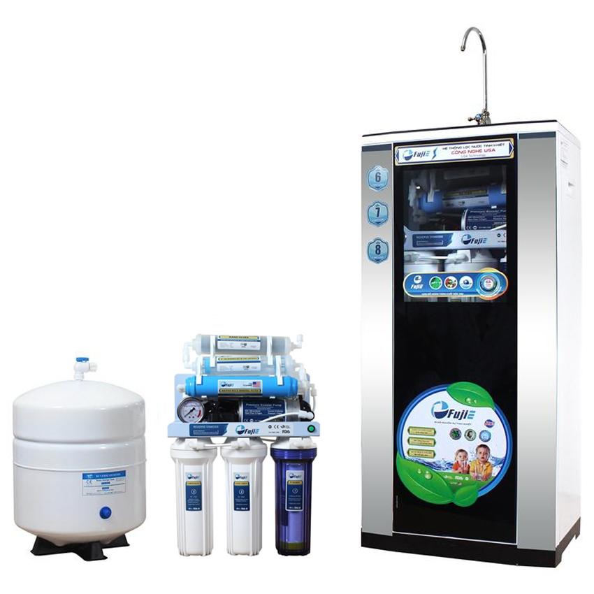 Đánh giá Máy Lọc Nước RO FujiE RO-08 (CAB)