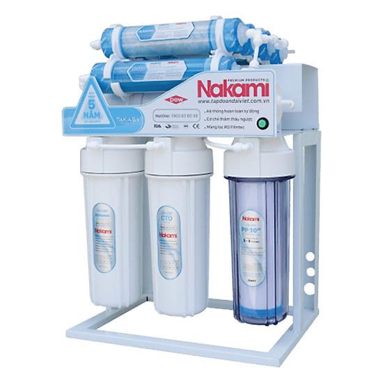 Đánh giá Máy Lọc Nước RO Nakami NKW-34008D
