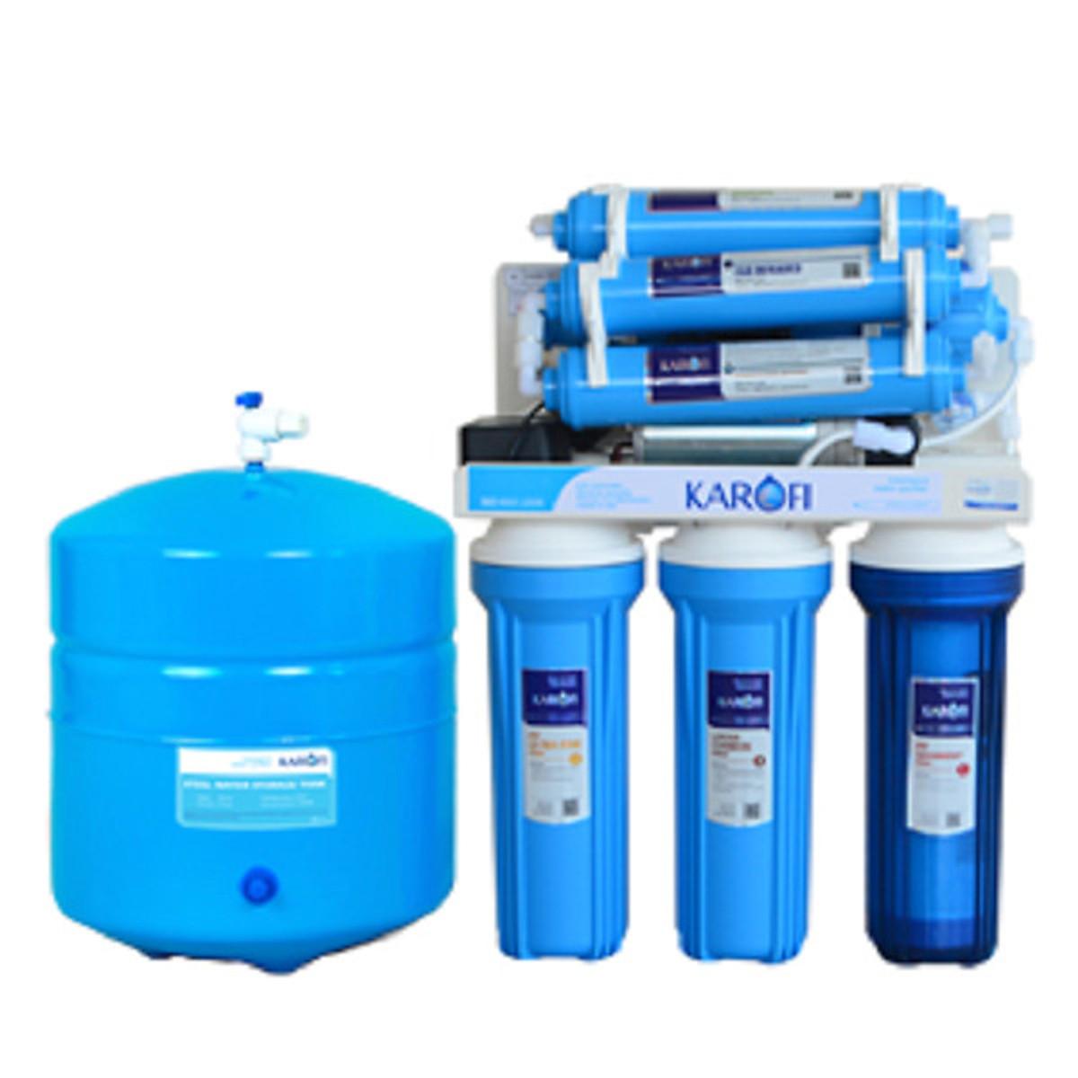 Đánh giá Máy Lọc Nước RO Karofi KT-ERO80 (8 Cấp Lọc)