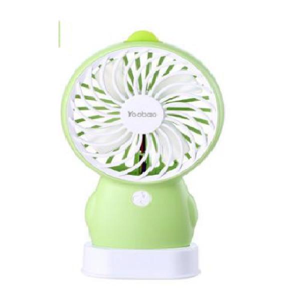 So Sánh Giá Quạt Tích Điện Mini Yoobao Fan (800mAh)