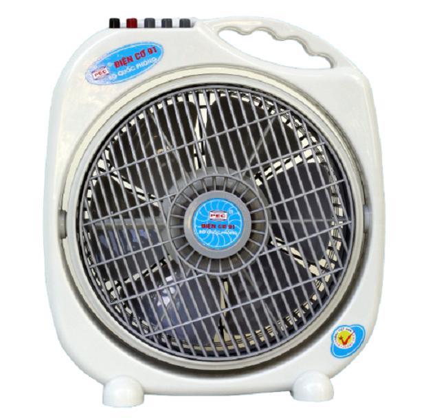 Đánh giá Quạt Tản Gió Điện Cơ 91 QT300A (37W)