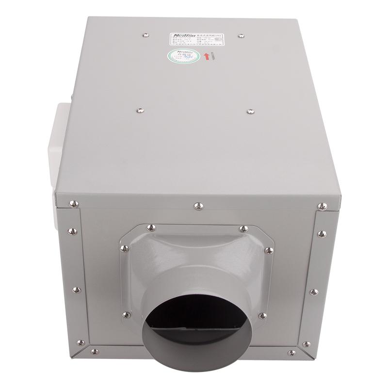 Đánh giá Quạt Thông Gió Nedfon DPT 10-12B (20W)