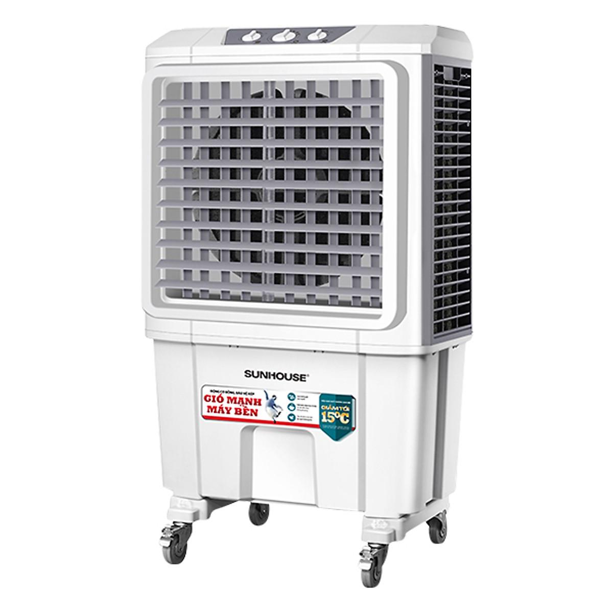 Đánh giá Máy Làm Mát Không Khí Sunhouse SHD7754 (210W)