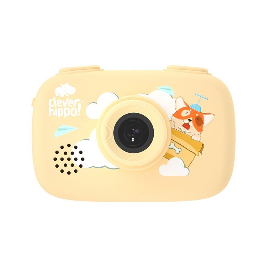 Đánh giá Máy Chụp Hình Thông Minh Clever Hippo YT011/YL