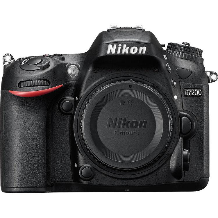 So Sánh Giá Máy Ảnh Nikon D7200 Body (VIC Nikon)