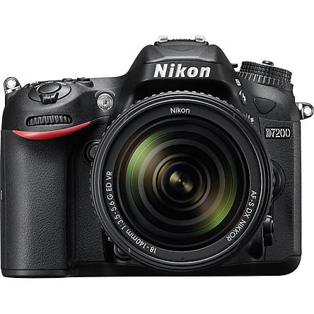 So Sánh Giá Máy Ảnh Nikon D7200 Kit 18-140mm (VIC Nikon)