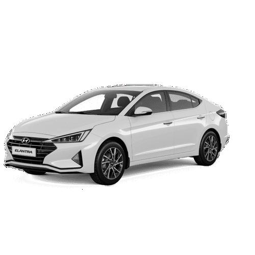 Đánh giá Xe Ô Tô Hyundai Elantra Sport 1.6T-GDI (Trắng)