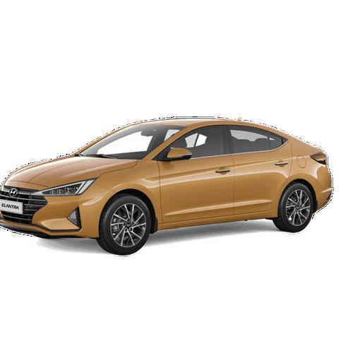 Đánh giá Xe Ô Tô Hyundai Elantra Sport 1.6T-GDI (Vàng)
