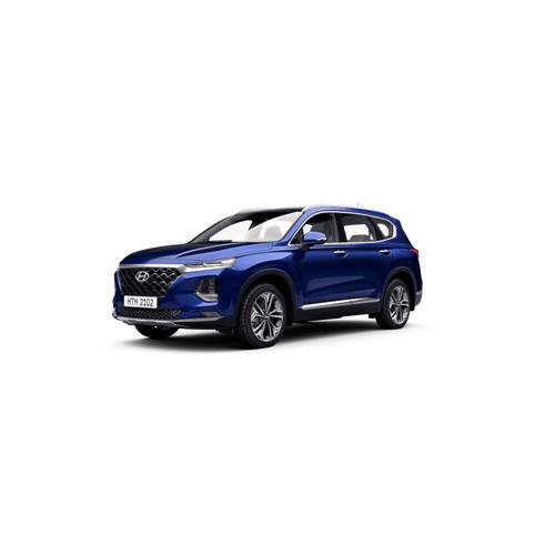 Đánh giá Xe Ô Tô Hyundai Santa Fe - 2.2 (Đặc Biệt)