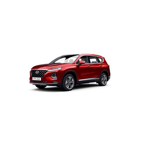 Đánh giá Xe Ô Tô Hyundai Santa Fe - 2.4 (Thường)