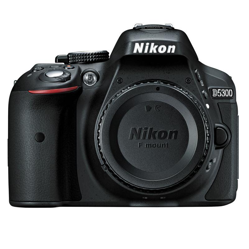 Đánh giá Máy Ảnh Nikon D5300 (Body)