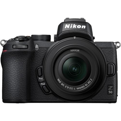 So Sánh Giá Máy Ảnh Nikon Z50 Kit 16-50mm F/3.5-6.3 VR (21 MP)