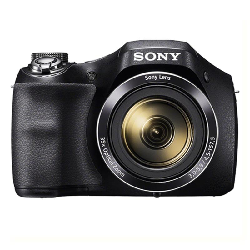 Đánh giá Máy Ảnh Sony DSC H300 (20.1 MP)