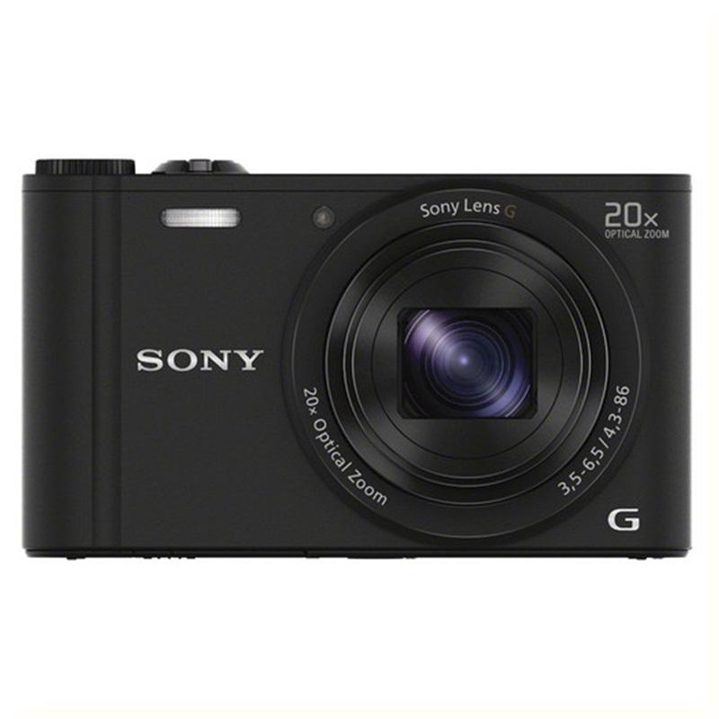 Đánh giá Máy Ảnh Sony DSC WX350 (18.2 MP)