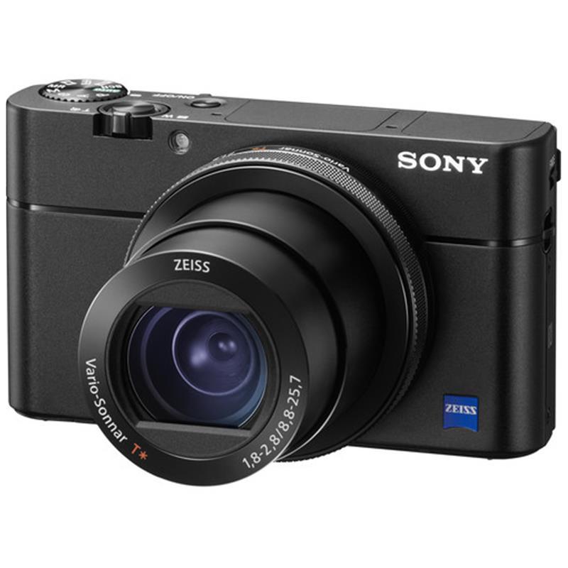 Đánh giá Máy Ảnh Sony DSC-RX100M5A (20.1 MP)