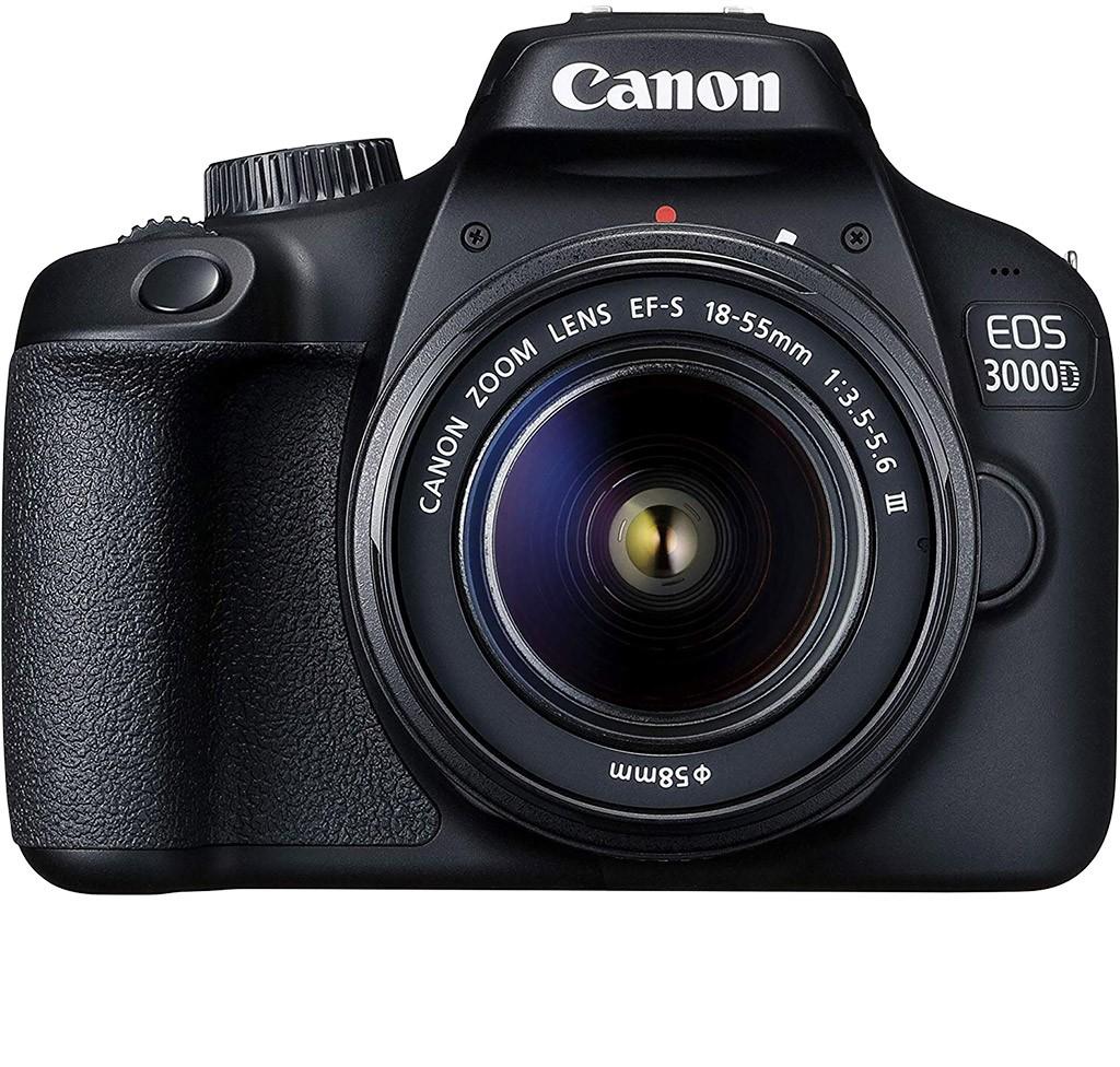 Máy Ảnh Canon EOS 3000D (18 MP)