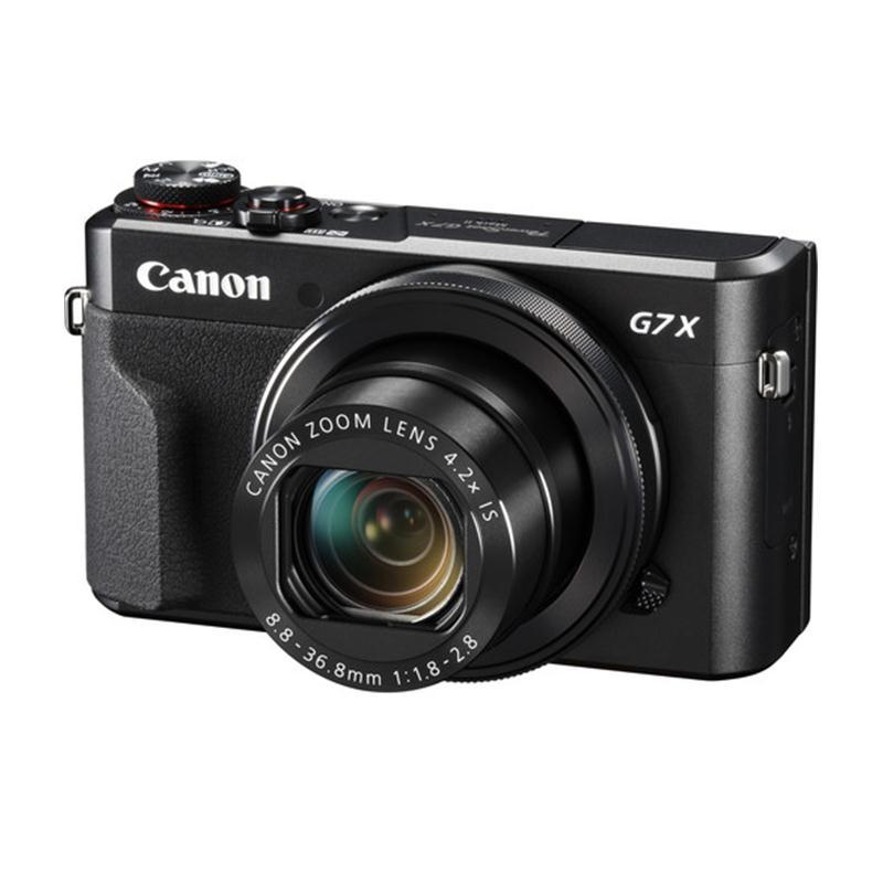 Đánh giá Máy Ảnh Canon Powershot G7X Mark II (20 MP)