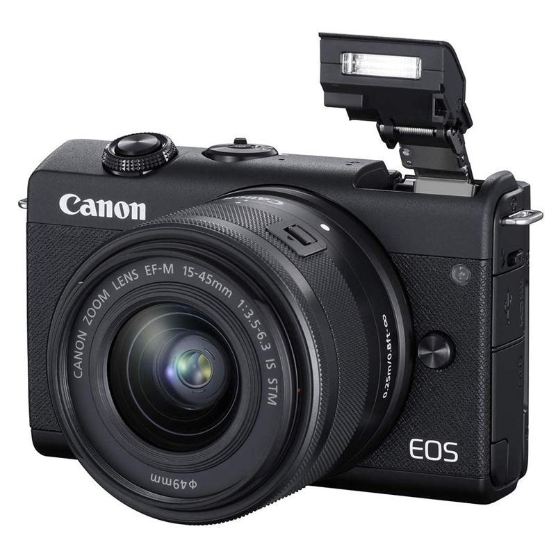 Đánh giá Máy Ảnh Canon EOS M200 (24 MP)