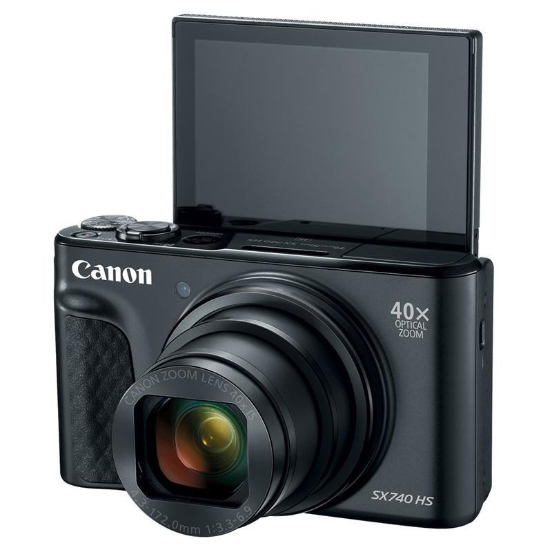 Máy Ảnh Canon SX740 HS (20 MP)