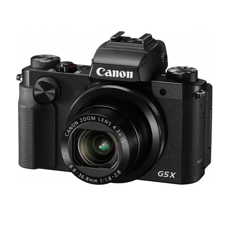 Đánh giá Máy Ảnh Canon Powershot G5X (20,2 MP)