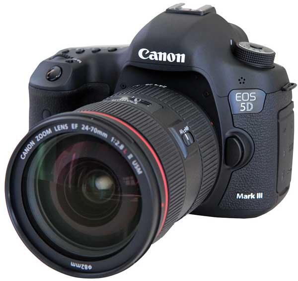 So Sánh Giá Máy Ảnh Canon 5D Mark III (22.3 MP)